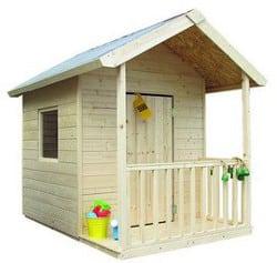 Cabane en bois pour enfant Jardipolys Kangourou