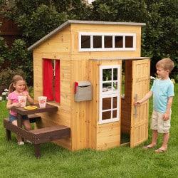 Cabane en bois pour enfant moderne Kidkraft