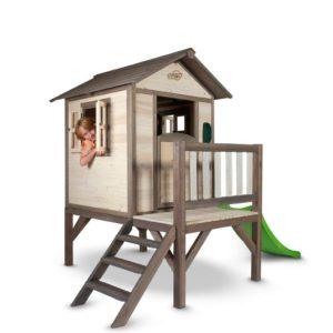 Chalet en bois pour enfant Sunny lodge XL