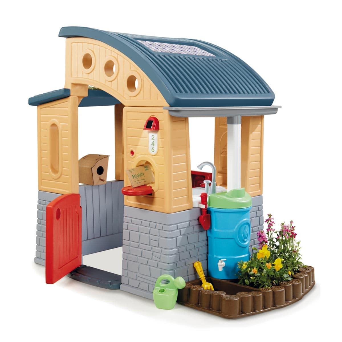 Petite maison écologique Little Tikes