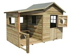 Maisonnette en bois pour enfant Forest Style Hacienda