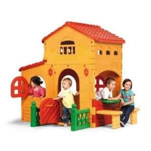 Maison pour enfant en plastique Feber La Grande Villa