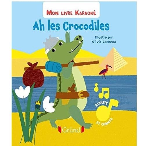 Livre pour bébé - Mon livre karaoké