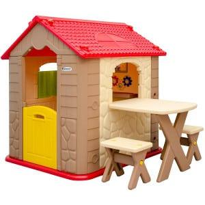 TOP 10 cabane en plastique pour enfant