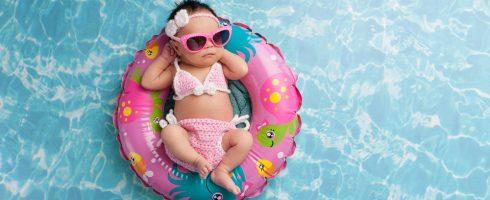 sélection maillot de bain couche bébé
