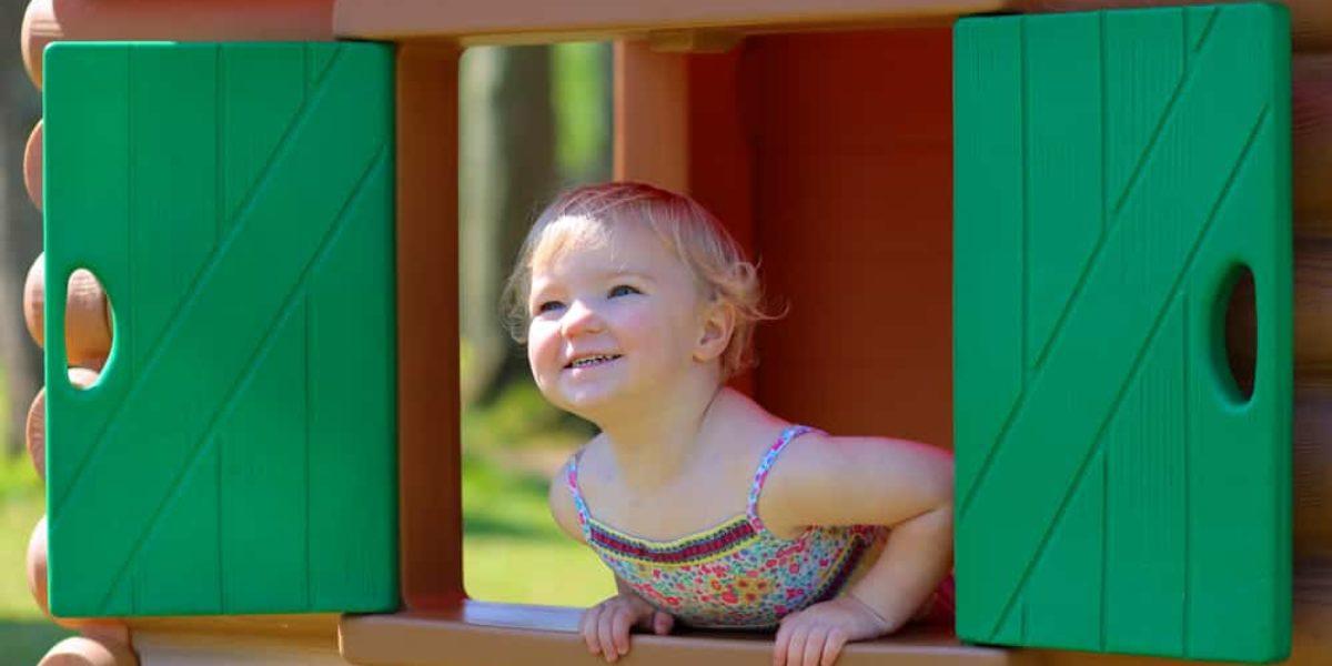 sélection de maisons de jardin en plastique pour enfant