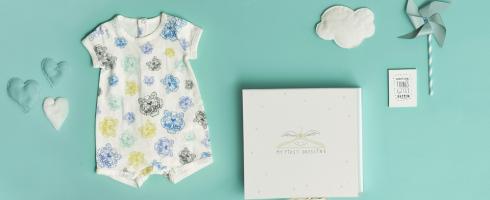 My first dressing : cadeau de naissance idéal