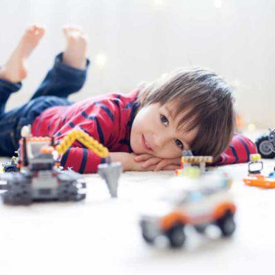 sélection de jeux LEGO