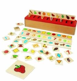 Boîte de Tri Montessori