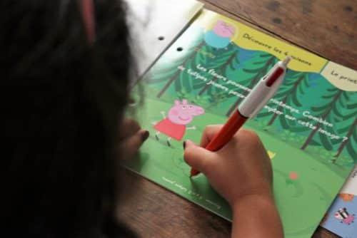 Une collection Peppa Pig pour jouer et apprendre