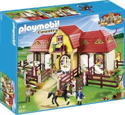 Playmobil country - haras et cheval