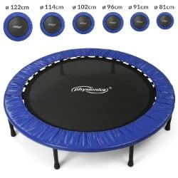 Le trampoline sans filet