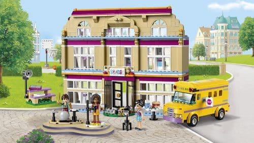 LEGO au meilleur prix - ecole-de-spectacle-hearlake-city