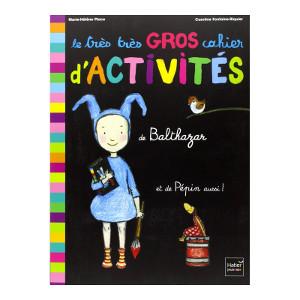 cahier d'activités Balthazar Montessori