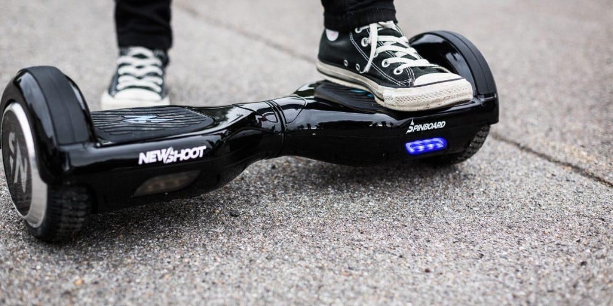 Newshoot - hoverboard fabriqué en France