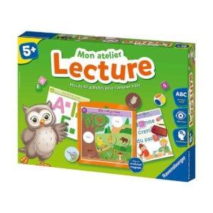 Mon atelier lecture Montessori