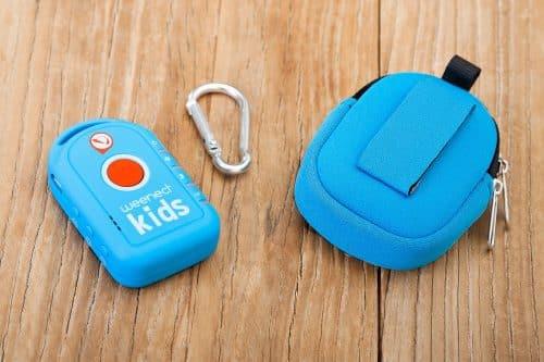 Traceur GPS pour enfant Weenect