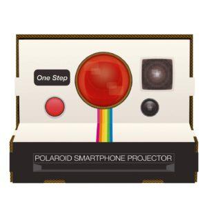 cadeau pour papa : projecteur smartphone