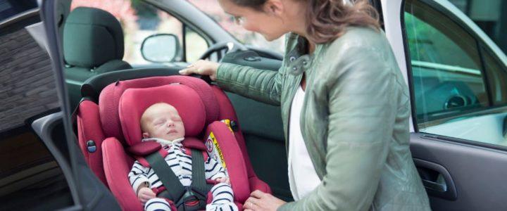 siège auto Axissfix Plus Bébé Confort