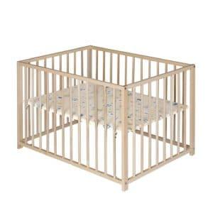 Parc bébé en bois Ideen