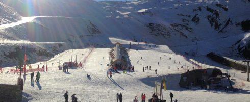 Cauterets, pour découvrir le ski en famille