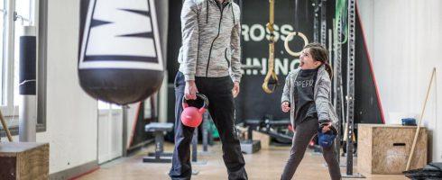 Blog Je suis papa : session sport en famille