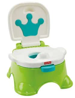 Pot Fisher-Price royal
