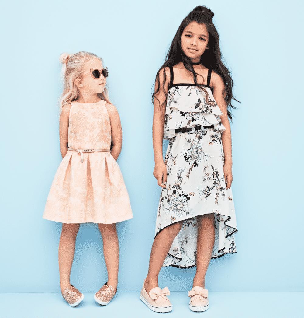 Mode enfant : 10 look de printemps pour filles et garçons - Blog Je ...
