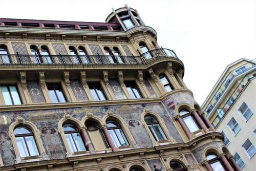 Vienne en famille : découverte de l'architecture