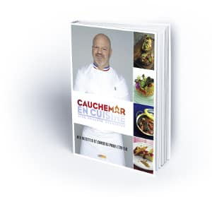 Livre Cauchemar en cuisine