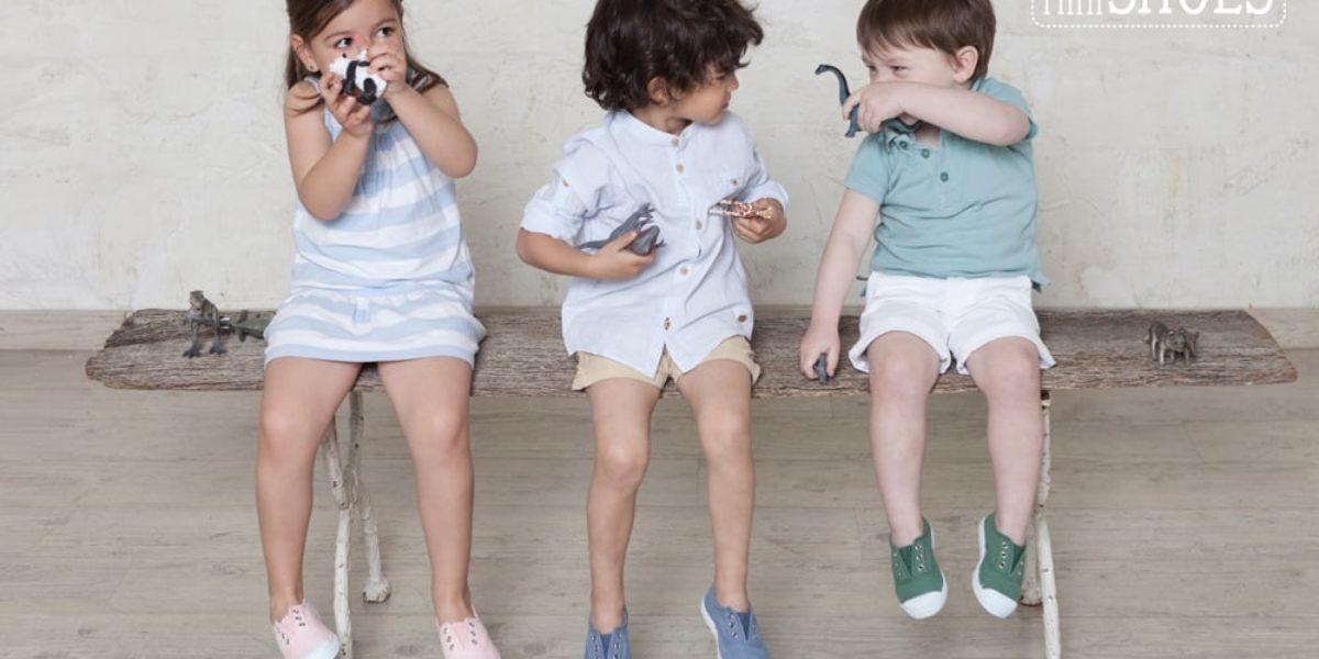 Minishoes chaussures enfants