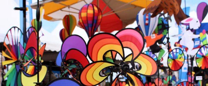 festival du cerf-volant et du vent à Châtelaillon-Plage