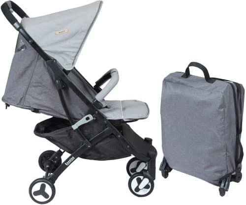 poussette compacte squizz et sac de transport