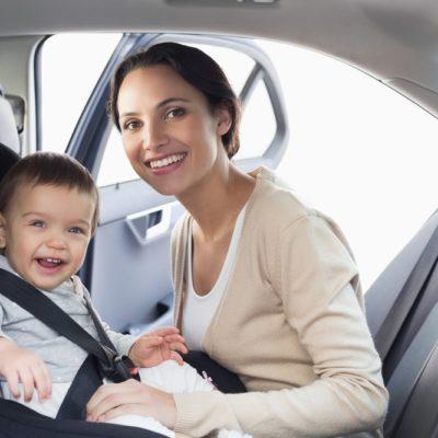 sélection de sièges auto i-size