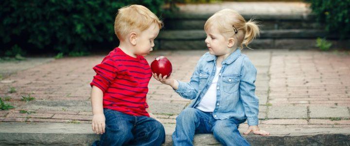 13 astuces pour apprendre à nos enfants à partager