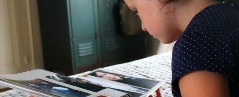 album photo enfant