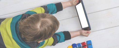 sélection de tablettes pour enfants