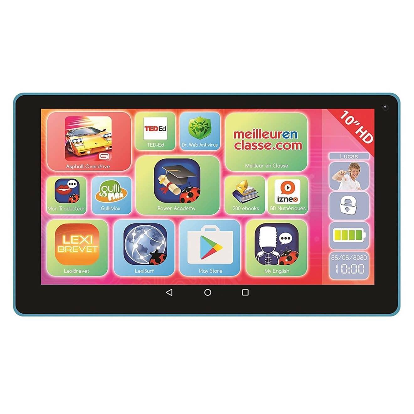 Lexitab : tablette Android à partir de 6 ans