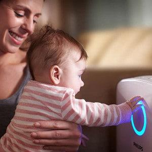 humidificateur d'air pour bébé Philips Avent AC4080/10