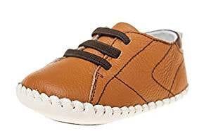 chaussures souples pour bébé Little Blue Lamb