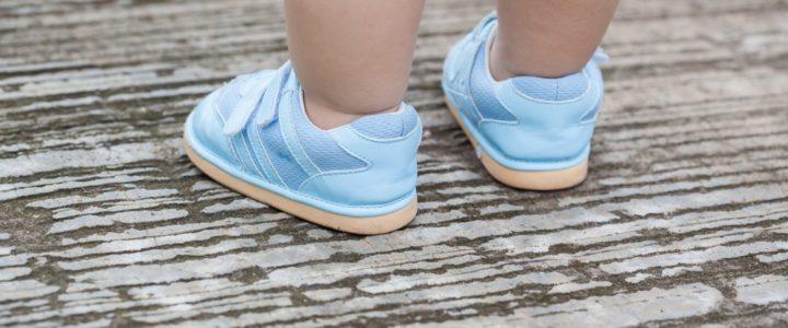 sélection de chaussures souples pour bébé
