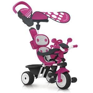 Tricycle évolutif bébé Smoby Driver Confort
