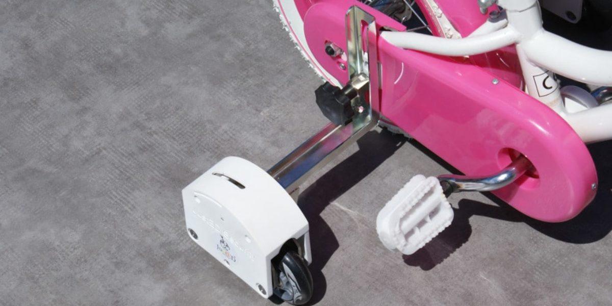 Justed : stabilisateurs de vélos pour enfants