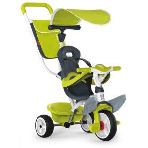 Tricycle évolutif Smoby Baby Balade 2