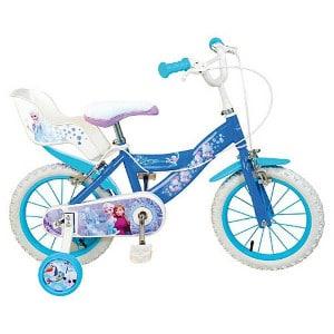 Vélo enfant 12 pouces la Reine des Neiges