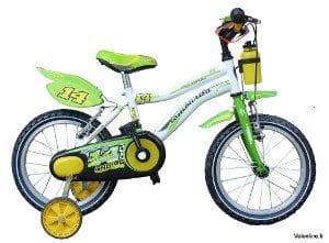 Vélo enfant 12 pouces Monopoli