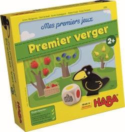 jeux de société pour enfant - premier verger