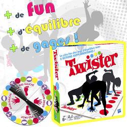 jeux de société pour enfant - Twister