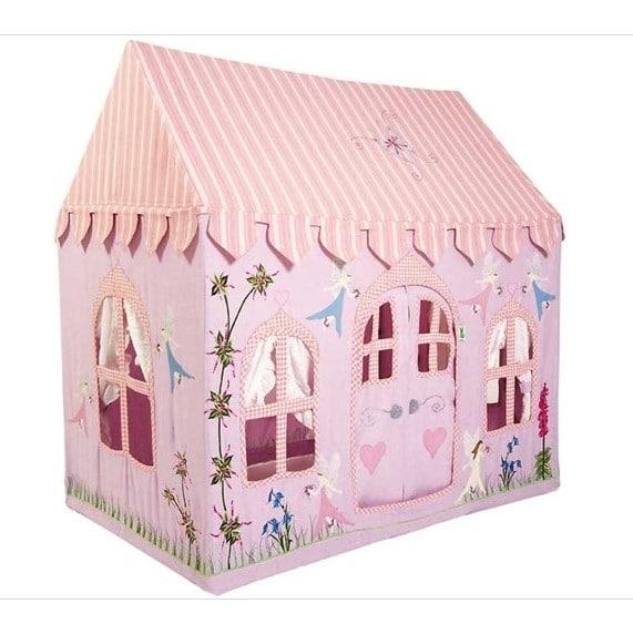cabane en tissu pour enfant maison de fées