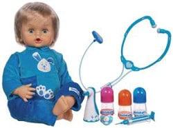 marque de poupée pour enfant Cicciobelo
